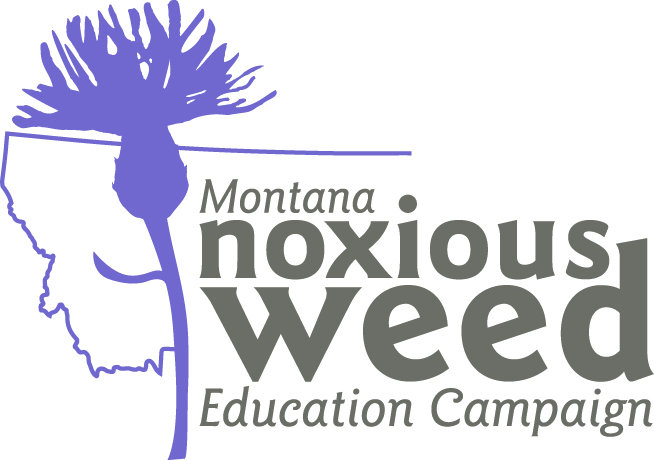 Montana Noxious Weed Education Campaign logo